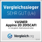 Preview: Infrarotstrahler Appino 20 Weiß