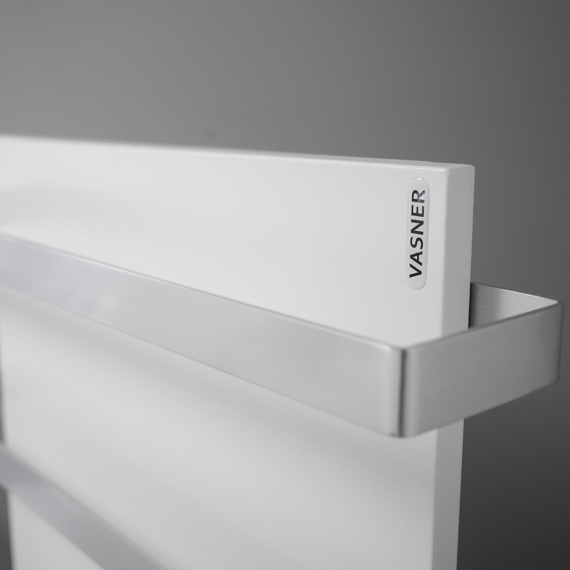 Handtuchhalter Aluminium für VASNER Citara Infrarotheizung Set ...
